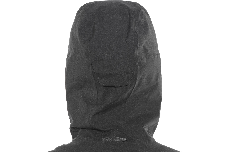 Klettergurt Mammut Größentabelle : Mammut masao jacket men black campz.de